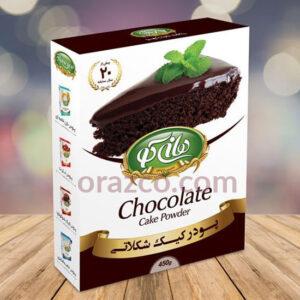 پودر کیک شکلاتی هانی کو