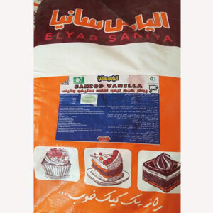 پودر کیک الیاس سانیا