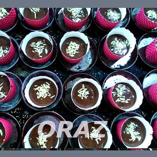 کاپ کیک اوراز