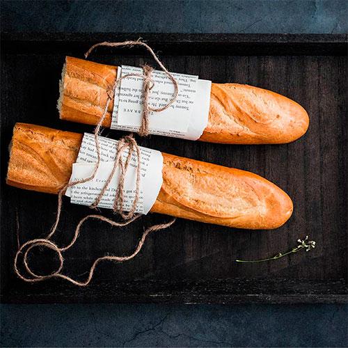 Baguette bread improver