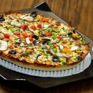 پیتزا رست بیف